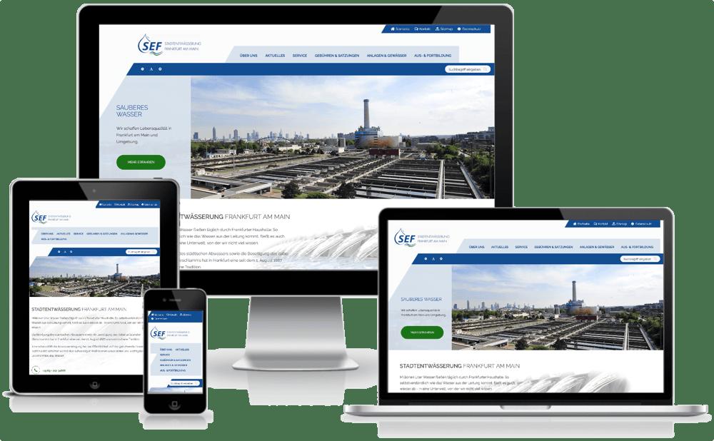 Professionelle Webseite Erstellen Lassen Webdesign Seo Agentur
